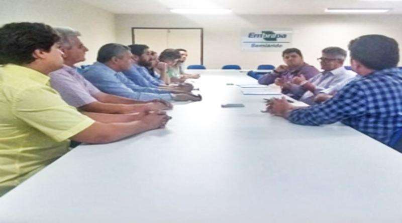 Governo de Pernambuco busca parcerias para fomentar a economia do Vale do São Francisco