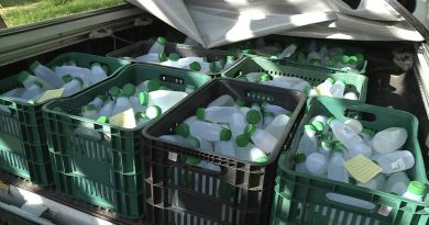 Vinícolas da região do Vale do São Francisco encontraram a resposta para ajudar durante a pandemia nos tanques das empresas